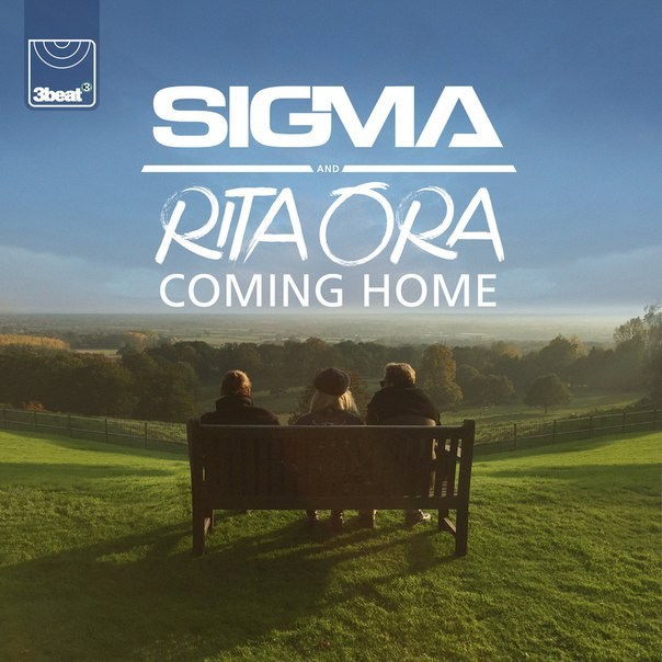 Sigma and Rita Ora — Coming Home (studio acapella)